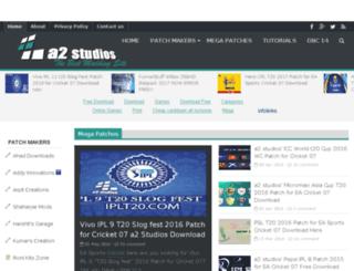 a2-studios.blogspot.com screenshot