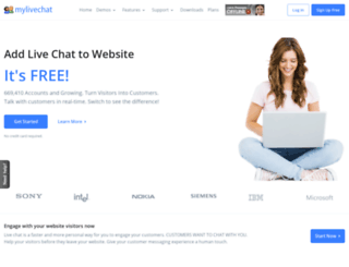 a2.mylivechat.com screenshot