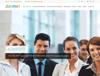 a2asoft.com screenshot