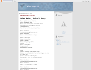 a2ks.blogspot.co.at screenshot