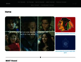 a2livetv.com screenshot