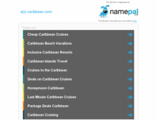 a2z-caribbean.com screenshot