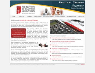 a2z-training.com screenshot