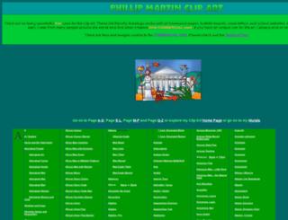 a2z.phillipmartin.info screenshot