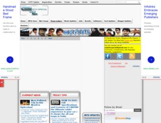 a2zjntuspecial.blogspot.in screenshot