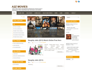 a2zmovies4you.blogspot.com screenshot