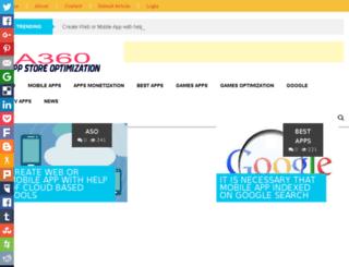a360braingames.com screenshot
