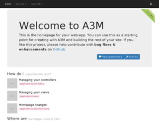 a3m.freedombase.net screenshot