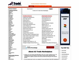 a3trade.com screenshot