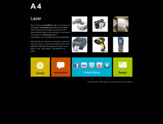 a4lazer.com screenshot