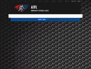 a7fl.leagueapps.com screenshot
