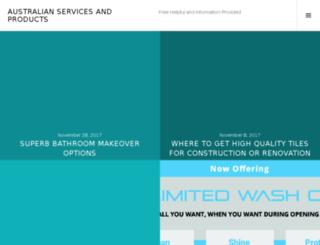 aa-service.info screenshot