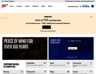 aaaoklahoma.com screenshot