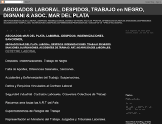 aabogados.blogspot.com.ar screenshot