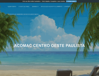 aacomac.comunidades.net screenshot