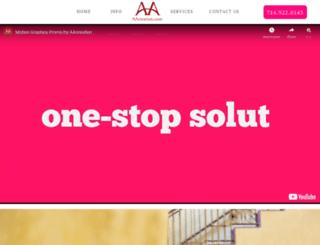 aacreation.com screenshot