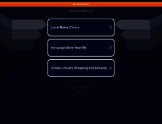 aadhaarstatus.in screenshot