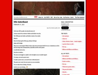 aadivaahan.wordpress.com screenshot