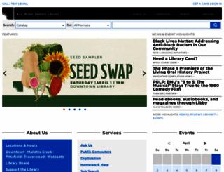 aadl.com screenshot
