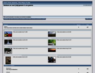 aadswebsite.nl screenshot