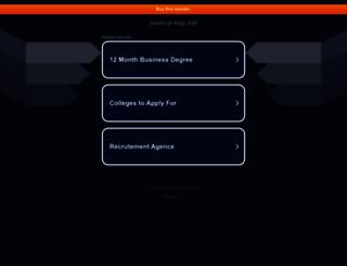 aaescp-eap.net screenshot