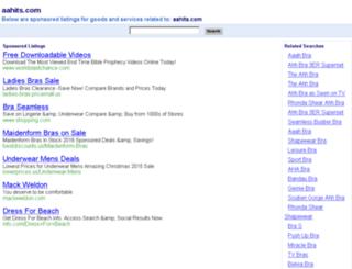 aahits.com screenshot