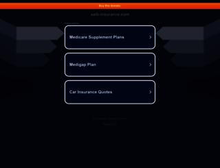 aaib-insurance.com screenshot
