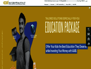 aaib.com screenshot