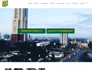 aakenya.com screenshot