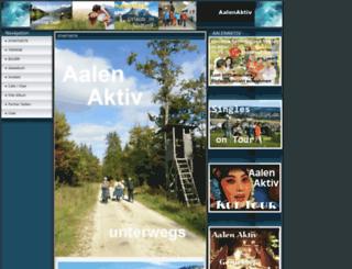 aalenaktiv.de.tl screenshot