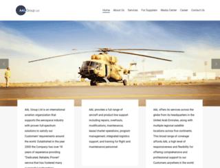 aalgroup.com screenshot