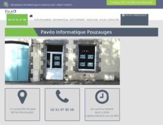 aam-informatique.com screenshot