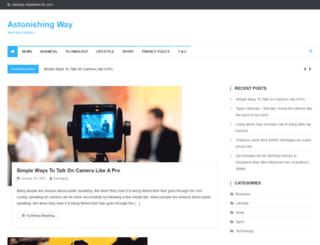 aambg.org screenshot