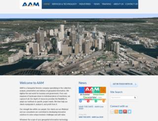 aamgroup.com screenshot