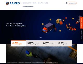 aamrofreight.net screenshot