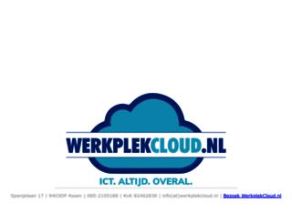 aanbod.nl screenshot