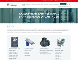 aanha.nl screenshot
