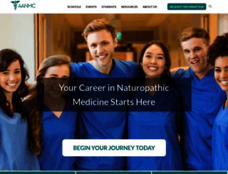 aanmc.org screenshot