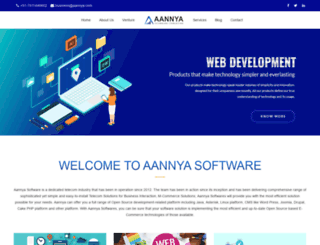 aannya.com screenshot