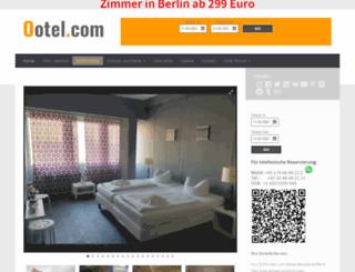 aaphotel.com screenshot