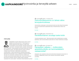 aapkaindore.com screenshot