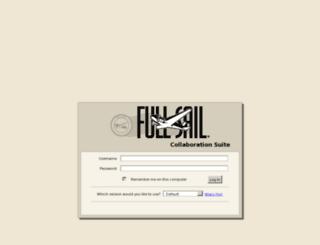 aaplzm01.fullsail.edu screenshot