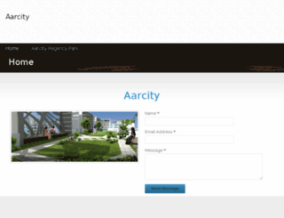 aarcity.webs.com screenshot