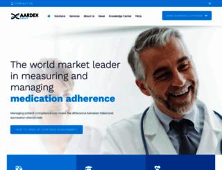 aardexgroup.com screenshot