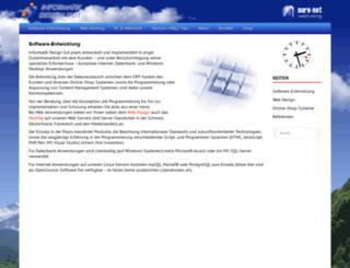 aare-net.com screenshot