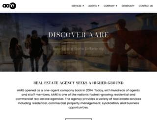aare.org screenshot