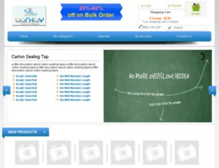 aarkayindustries.org screenshot