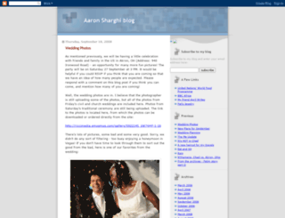 aaronsharghi.blogspot.com screenshot