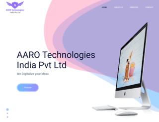 aarotechnologies.com screenshot