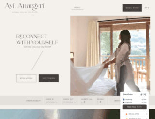aasparesort.com screenshot